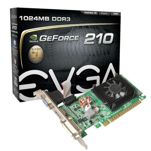 EVGA GT210 1GB LP (01G-P3-1312-LR)【刷卡含稅價】