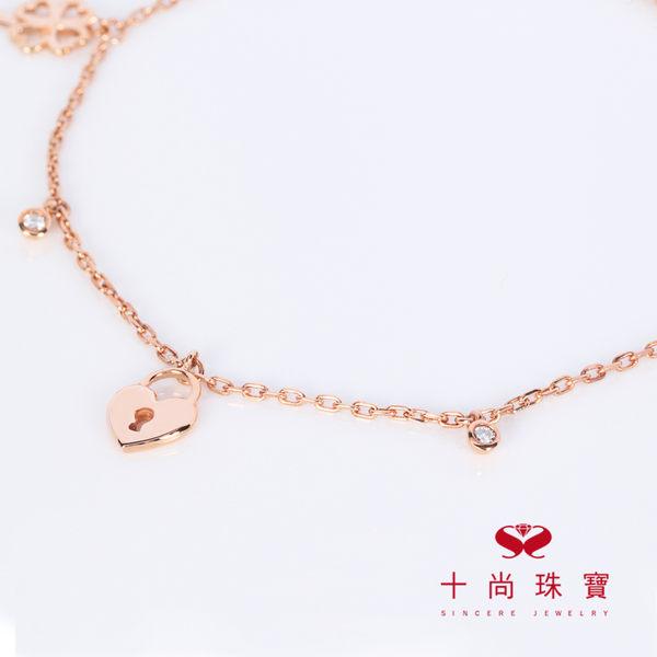 City 系列 - 天然鑽石手鍊  十尚珠寶