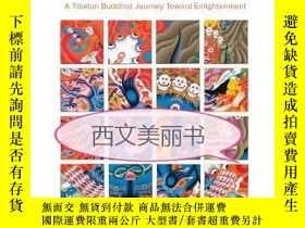 二手書博民逛書店【罕見】2019年版 Awaken: A Tibetan Bud