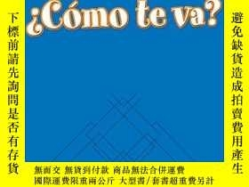 二手書博民逛書店Glencoe罕見Middle School Spanish C<mo Te Va? B, Nivel Az
