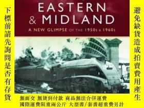 二手書博民逛書店Steam罕見on the Eastern and Midland-東部和中部地區的蒸汽Y414958