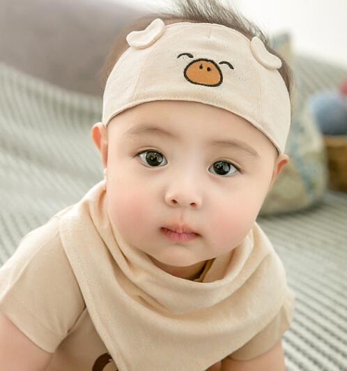 新生兒胎帽護鹵門空頂男女