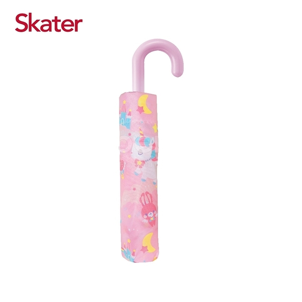 Skater 彎柄式摺疊傘(53cm)-獨角獸[衛立兒生活館]