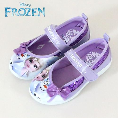 女童 冰雪奇緣 FROZEN 04757 艾沙 安娜 台灣製造魔鬼氈包鞋 娃娃鞋 公主鞋 59鞋廊