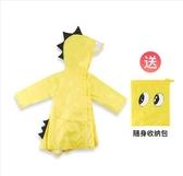 雨衣兒童雨衣男女童幼兒園小孩小童寶寶雨披1-3-5歲2恐龍可愛春夏透氣交換禮物