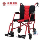 """""""必翔銀髮""""手動輪椅(未滅菌)  攜帶型看護輪椅PH-183A  輪椅 【生活ODOKE】"""