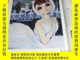 二手書博民逛書店Ballet罕見MANGA - Leap above the Beauty - Art Catalogue boo