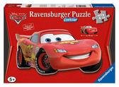 Ravensburger維寶迪士尼72片拼圖-麥坤汽車總動員Disney Cars