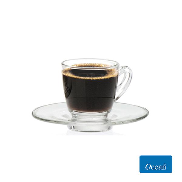 Ocean 肯雅濃縮咖啡杯盤組