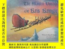 二手書博民逛書店Maiden罕見Voyage of Kris Kringle,