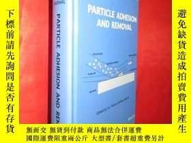 二手書博民逛書店Particle罕見Adhesion and Removal (
