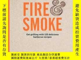 二手書博民逛書店Fire罕見and Smoke: Get Grilling wi