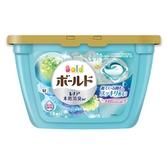 BOLD日本三合一洗衣膠囊18顆盒裝(清淨花香)