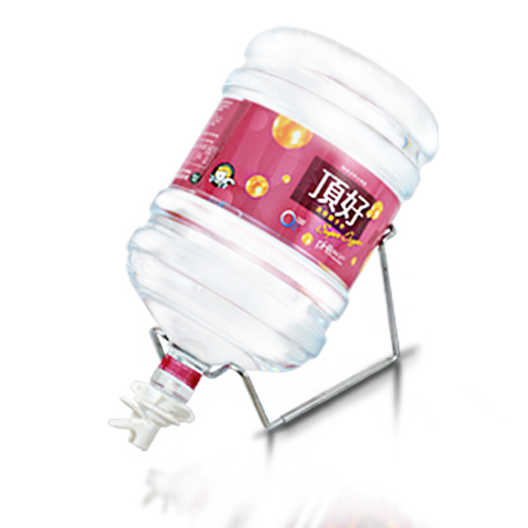 優質頂好桶裝水 + 贈便利桶架組(限量)