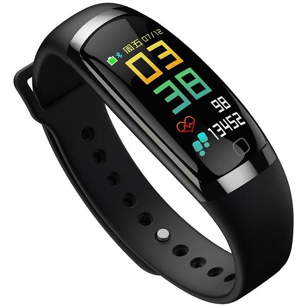 大顯DX900 心率血壓計步睡眠監測運動手環 防水智慧手環男女手錶 伊衫風尚