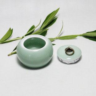 哥窯弟窯陶瓷密封儲存罐