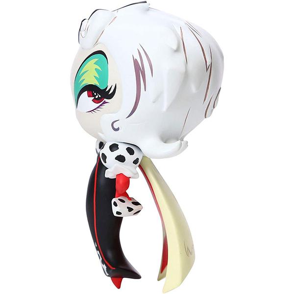 Enesco Disney 迪士尼 101忠狗 Q版庫伊拉塑像_EN21952