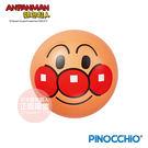 麗嬰兒童玩具館~日本ANPANMAN 麵包超人-5號大臉小皮球(麵包超人) BDA311862