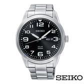SEIKO/精工 SNE471P1 (V158-0BC0D) 太陽能 防水 男錶/44mm