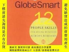 二手書博民逛書店Working罕見Globesmart: 12 People Skills For Doing Business