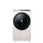 日立 11.5公斤滾筒洗脫烘(與BDSX115CJ同款)洗衣機左開BDSX115CJN