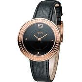 芬迪 FENDI MY WAY 輕盈美學時尚腕錶 F350531011