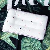 芯內膽棉質決明子3-6歲幼兒園寶寶立體枕1-6棉質枕套30x50 【八折搶購】