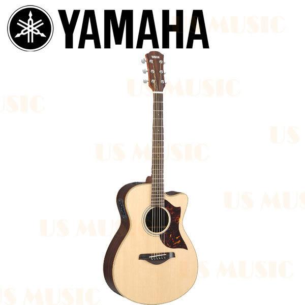 【非凡樂器】YAMAHA山葉 AC3R 電民謠吉他 原木款 / SRT系統拾音器 / 贈多項好禮 / 公司貨保固
