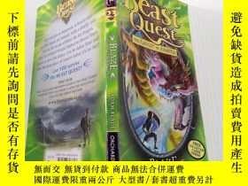 二手書博民逛書店Beast罕見quest the amulet of avantia野獸追尋阿凡提亞的護身符Y212829