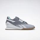 Reebok Legacy Lifter Ii [FY3533] 女鞋 運動 休閒 健身 舉重 穩定 透氣 灰 白
