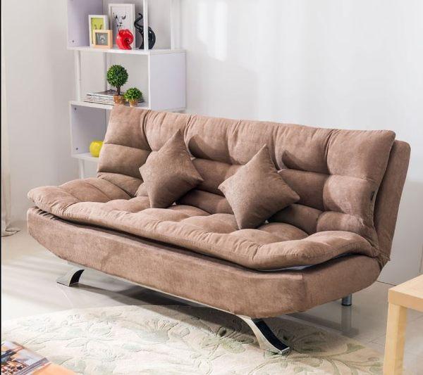 【南洋風休閒傢俱】沙發系列- 蘇菲亞雙人沙發床 套房沙發床 創意布料沙發(JF202-1)