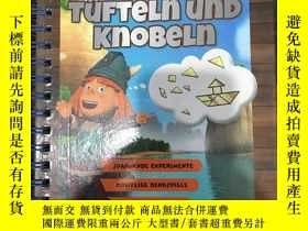 二手書博民逛書店ΤÜFTELN罕見KNOBELN(德語原版)Y236528 wickie MIT STICKER-BOGEN