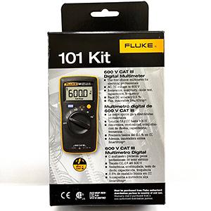 福祿克 數字萬用表 數位萬用表 FLUKE F101 Kit (智慧磁性多用途掛帶) 台灣公司貨 現貨