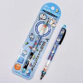 哆啦A夢 0.5mm 自動鉛筆 旋轉筆芯 寫字更流利 日本正版