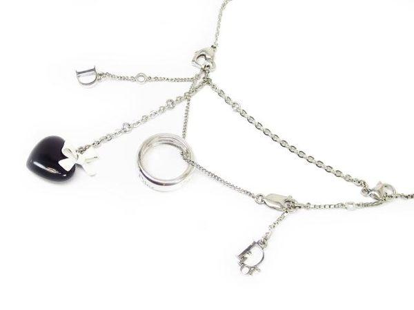 Dior 多墜飾造型項鍊 【BRAND OFF】