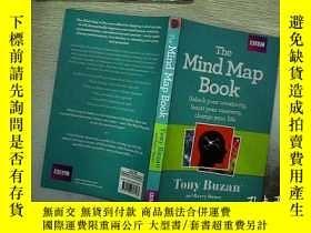 二手書博民逛書店The罕見Mind Map Book: Unlock Your