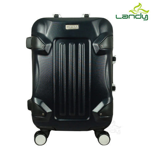 Landy 時尚鋁框行李箱20吋