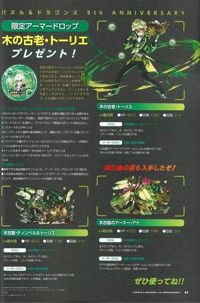 龍族拼圖5週年紀念專集:附Armor Drop