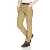 [Mammut]【亞洲限定款】(男) TRANSPORTER Cargo 3/4 2 in 1 Pants 功能二截褲 沙褐 (MK100310-7047)