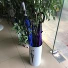 雨傘架 雨傘收納架家用小掛傘器門口放傘置物架傘桶北歐雨傘收納神器 印象家品