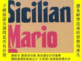 二手書博民逛書店英文原版書罕見The Sicilian 保 Paperback – June 6, 2013 by Mario P