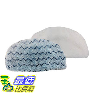 [106美國直購] Crucial Vacuum 2 Bissell PowerFresh Steam Mop Pads Fits All PowerFresh 1940 Series Part 5938 and 203-2633
