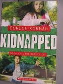 【書寶二手書T4/原文小說_ISN】The Abduction_Korman, Gordon