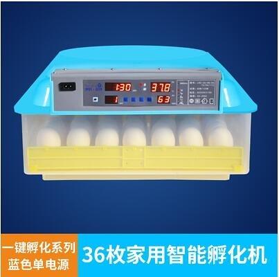 可定做110V伊科貝特孵化機小型全自動家用型山雞雞蛋孵蛋器鴿子迷妳智慧 小山好物