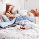 床包被套組 / 雙人【絲諾】含兩件枕套 100%天絲 戀家小舖台灣製AAU212