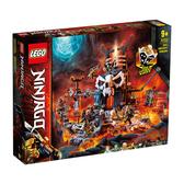 樂高積木Lego 71722 骷髏頭巫師地牢