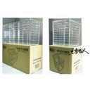 Leilih 鐳力【多功能 壓克力隔離盒-三格 30*10*15cm】可調整高度 壓條缸可用 繁殖盒 魚事職人
