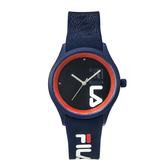 【FILA 斐樂】/LOGO造型手錶(男錶 女錶 )/38-129-211/台灣總代理原廠公司貨兩年保固