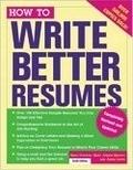 二手書博民逛書店 《How to Write Better Resumes》 R2Y ISBN:0071422323│GeneCorwin