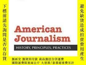 二手書博民逛書店American罕見Journalism-美國新聞業Y436638 W. David Sloan; L...